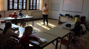 nederlandse les voor kinderen in milaan